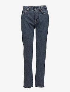 Study Fuji Blue - straight jeans - mid blue