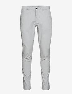 Chaze Super Satin - chinos - stone grey