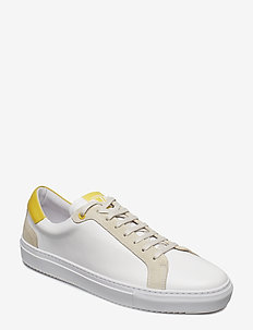 Sneaker Mix Calf - BUTTER YELLOW