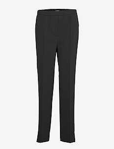 Janet Sport Drape - casual trousers - black