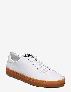 Sneaker Axl Canvas - WHITE