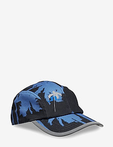 4 Cap Rico Print Cotton Twill - JL NAVY