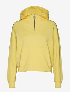Althea Ring Loop Sweat - BUTTER YELLOW