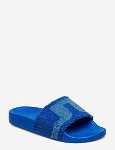 Robin Slipper Sport Terry - pool sliders - work blue