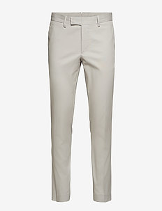 Grant Travel Cotton - chinos - stone grey