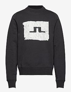 Sid Fine Sweat - sweatshirts - black