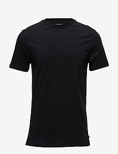 Silo Jersey Tee - short-sleeved t-shirts - black