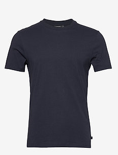 Silo Jersey Tee - short-sleeved t-shirts - jl navy