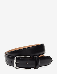 S-BELT 52003 Cow Leather - BLACK