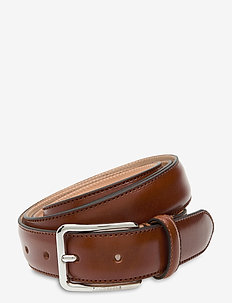 S-BELT 52003 Cow Leather - belter - brown