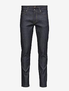 Jay Dry Indigo - slim jeans - dark blue