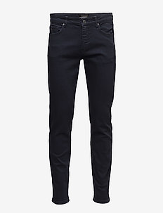 Jay Solid Stretch - JL NAVY