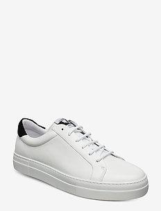 LT Sneaker-Sauvage Nappa - WHITE