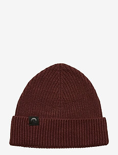 Juan Beanie-Winter Knit - DARK MOCCA