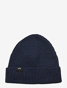 Juan Beanie-Winter Knit - JL NAVY