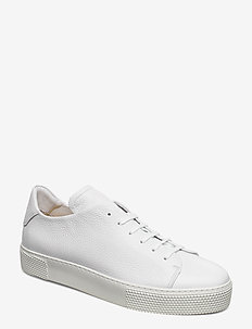 Sneaker LT Clean-Leather Grain - baskets basses - white