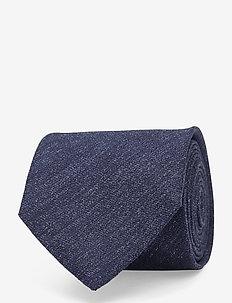 Lalle-Silky Melange Dye - MID BLUE