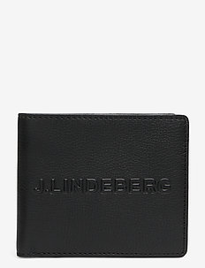 Nick Wallet-ES Leather - portefeuille classique - black