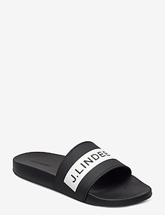 Casual Summer Slide - curseurs de piscine - black