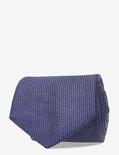 Lalle Structured Tie - slips - jl navy