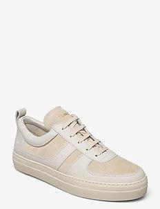 Jordy Nubuck Sneaker - niedriger schnitt - cloud white