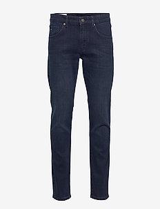 Jay-Double - slim jeans - dark blue