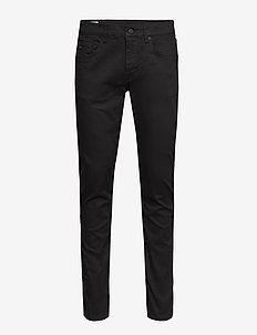 Jay-Re Active Black - slim jeans - black