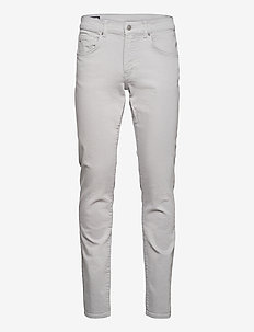 Jay-Solid Stretch - skinny jeans - granite