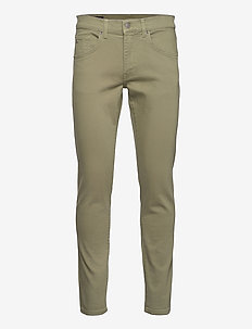 Jay-Solid Stretch - skinny jeans - lake green