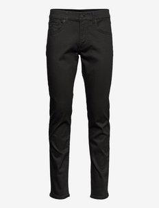 Jay Reactive Black Jeans - slim jeans - black