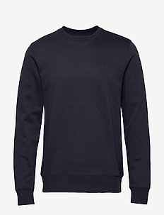 Throw c-neck-Clean sweat - sweats basiques - jl navy