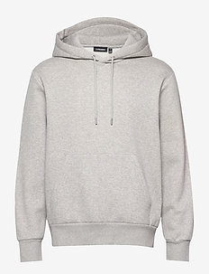 Chip Hood-Lux Sweat - sweats à capuche - lt grey melange