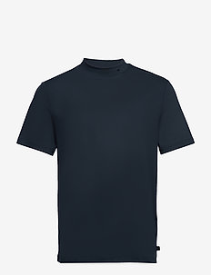 Ace-Smooth Jersey - t-shirts basiques - jl navy