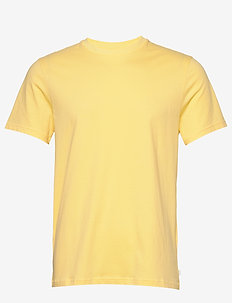 Silo-Supima Jersey - basic t-shirts - daffodil