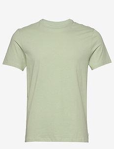 Silo-Supima Jersey - basic t-shirts - dusk green