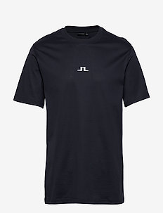 Jordan Bridge t-shirt cotton - basis-t-skjorter - jl navy