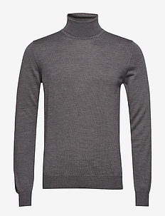 Lyd-True Merino - GREY MELANGE