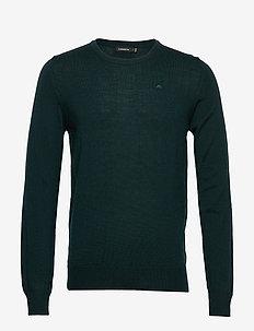 Lyle-True Merino - tricots basiques - fountain