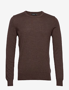 Lyle-True Merino - basic knitwear - hay rack