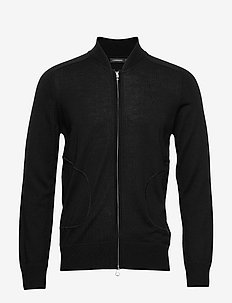 Lorie-True Merino - basic strik - black