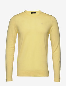 Newman-Perfect Merino - basic knitwear - still yellow