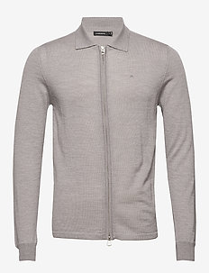 Nyle-Perfect Merino - basic knitwear - grey melange