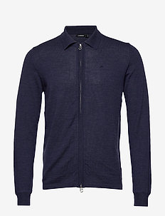 Nyle-Perfect Merino - basic strik - jl navy
