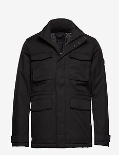 TRACER-Tech - padded jackets - black