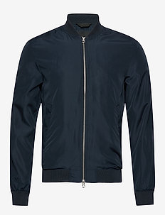 Thom-Gravity Poly - bomber jackets - jl navy