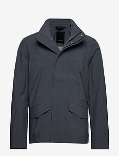 Ted-3L Mech Stretch - parkas - dark grey