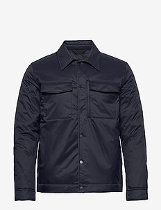 Dolph-Swan Air - light jackets - jl navy