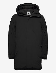 Active Down Parka - parkas - black