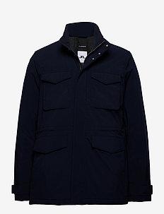 Tracer Tech Jacket - padded jackets - jl navy