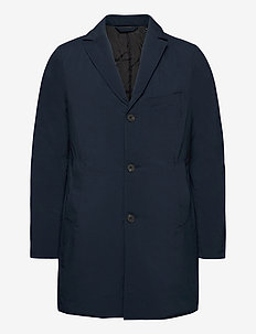 Wolger Tech Padded Coat - kevyet päällystakit - jl navy